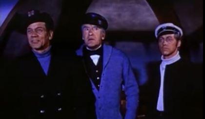 Joseph Cottons Vorstellung als Victor Barbiacane ist nicht sehr gelungen