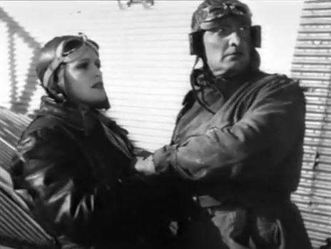 großartige Schauspieler: Hans Albers mit Sybille Schmitz