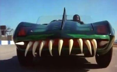 auf der Jagd nach spezieller Beute, Frankensteins Killermobil