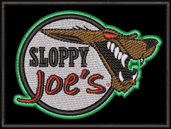 SLOPPY JOE'S PATCH