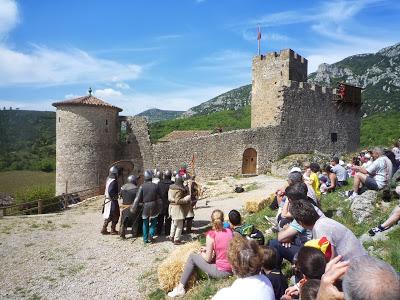 L'attaque du château