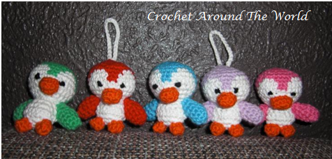 Crochet Around The World Blog Travel Around The World