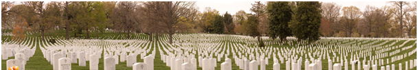 National Cemetery Arlington