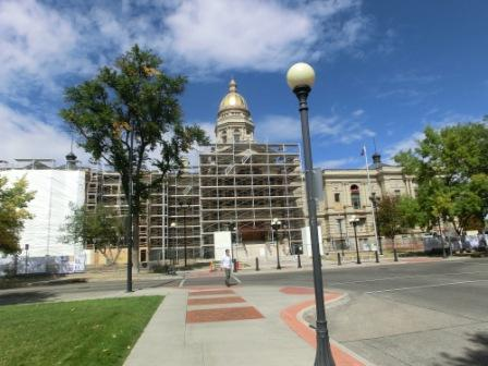 State Capitol Wyoming in Cheyenne