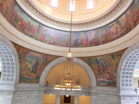 Utah State Capitol - innen