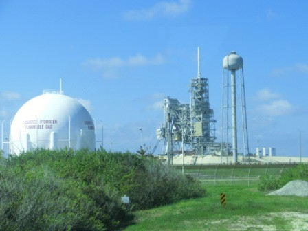 Space Shuttle Launch Center