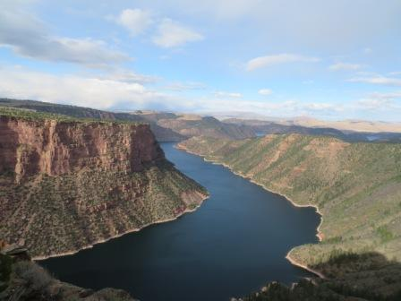 Red Canyon Overlook Flaming Gorge Recreation Area
