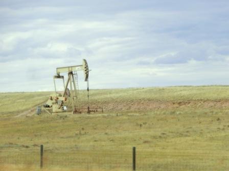 Ölförderanlagen