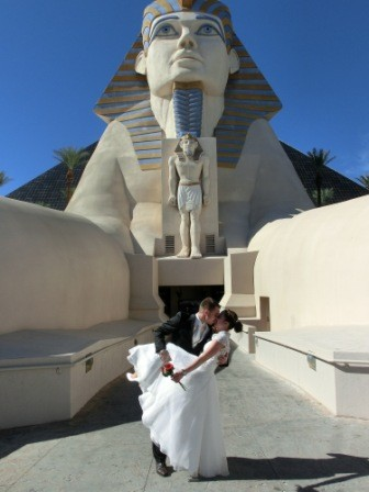 Sphinx am Luxor Hotel