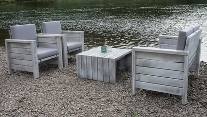 Lounge Gruppe Outdoor