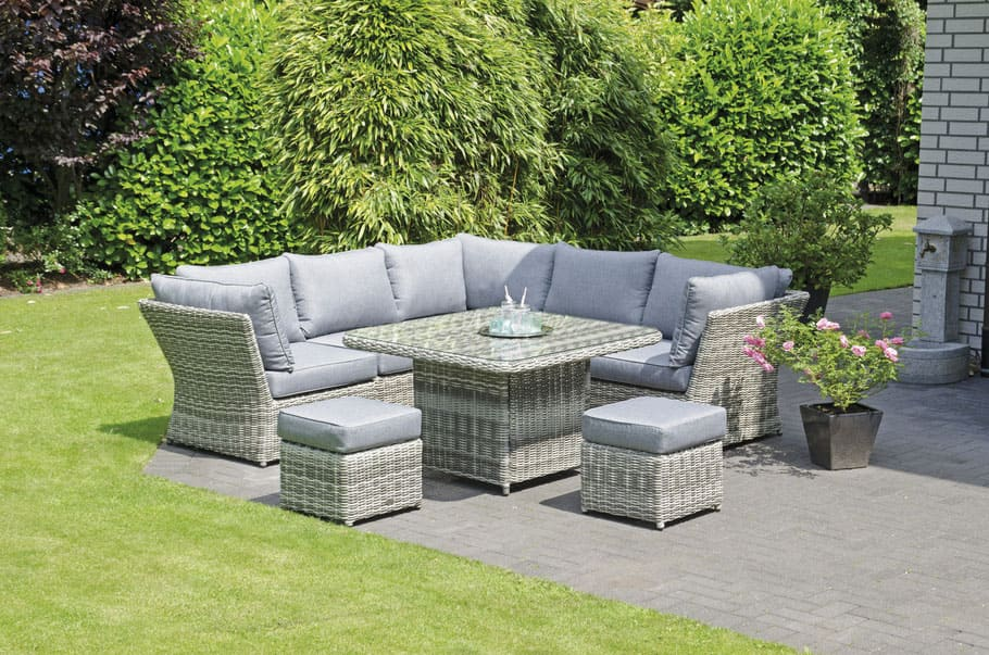 Lounge Gruppe Outdoor Modern