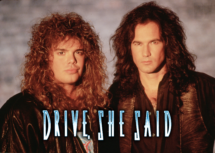drive she said real life hard heavy music webzine