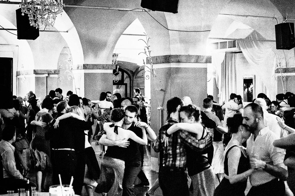 Тоскана. Италия. Танго марафон La Tosca 2015