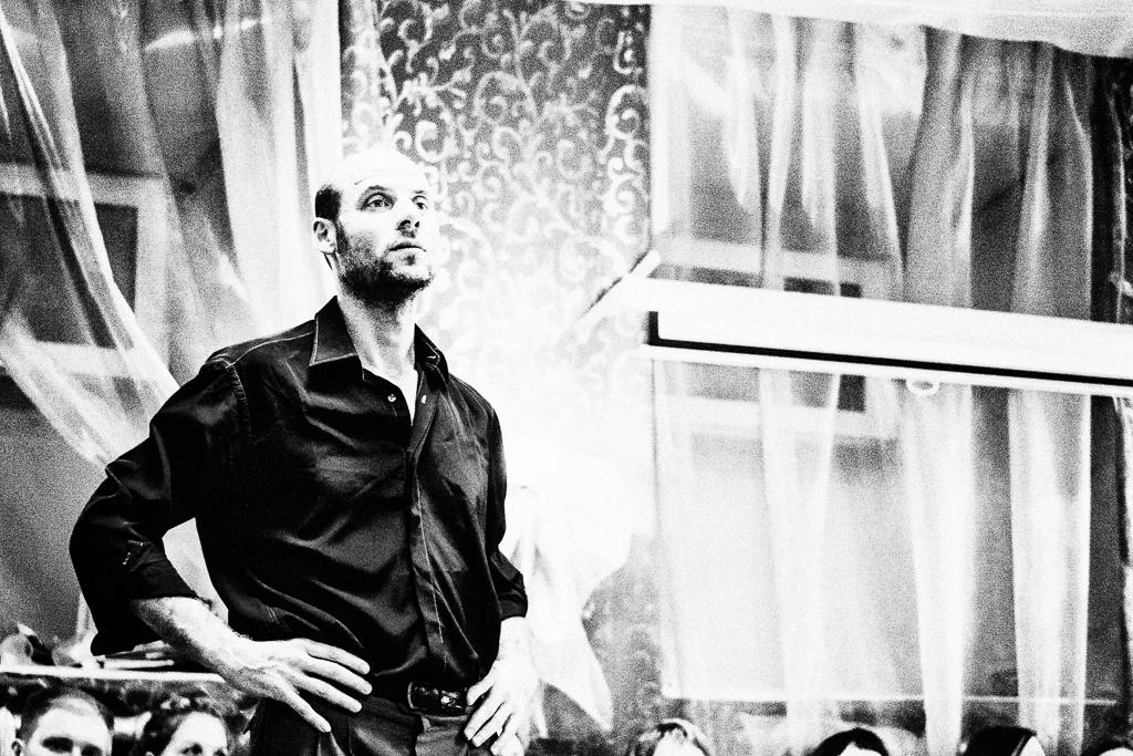 """Хуан Каприотти. Фестиваль """"Невская милонга 2013"""""""