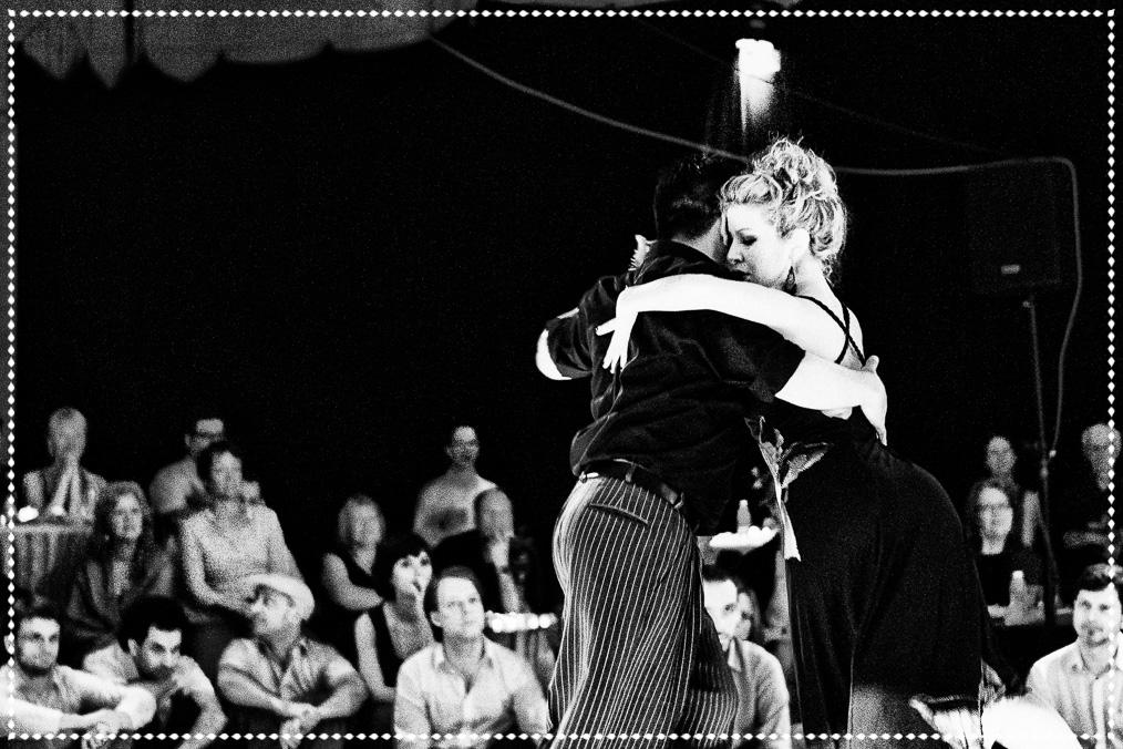 Copengagen Tango Fest 2013. Noelia Hurtado & Carlitos Espinoza