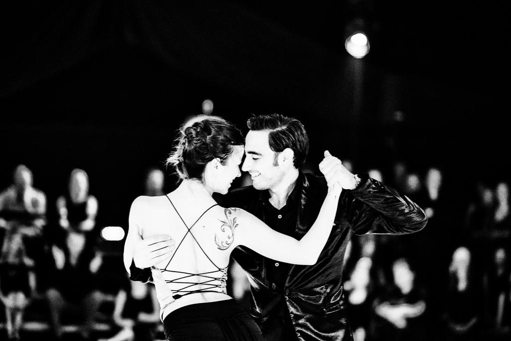 Copengagen Tango Fest - 2013. Выступление Фаусто и Стефани