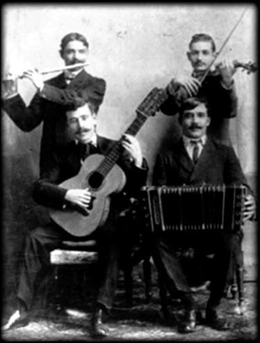 Cuarteto Maglio (1910-1913?)