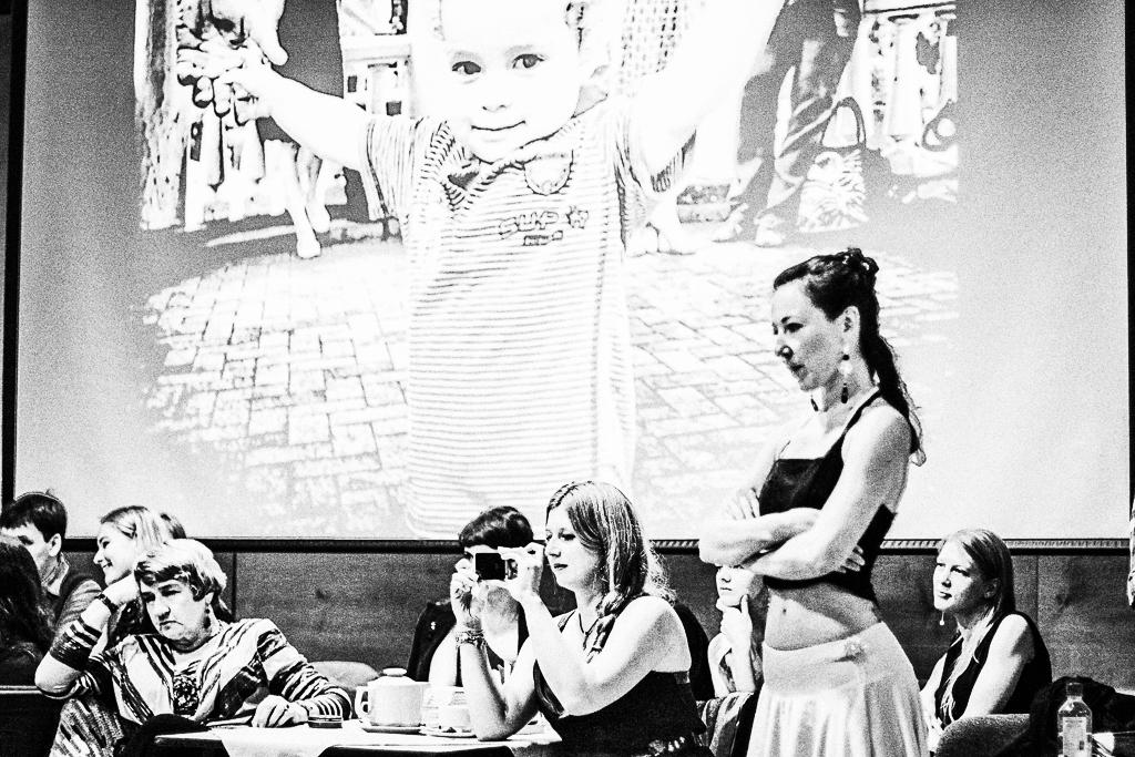 Москва. Милонга Me Gusta (2012)