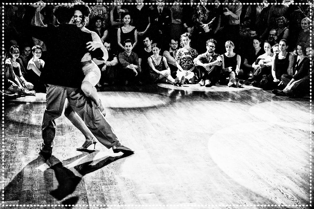 Milonguero Night 2016. Rodrigo Fonti & Majo Martirena