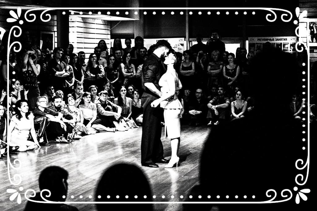 "Фестиваль ""Планетанго 18"". Adrian Ferreyra & Dana Frigoli"