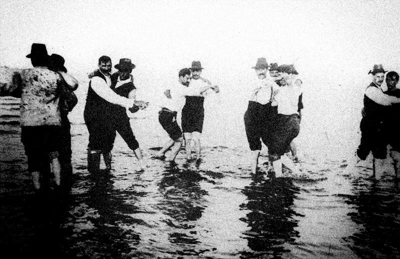 Буэнос-Айрес, 1904. Мужское танго