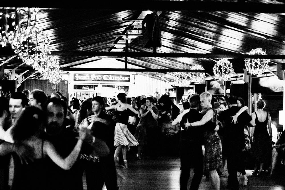 еТанго #120. Что такое танго-марафон и с чем его едят