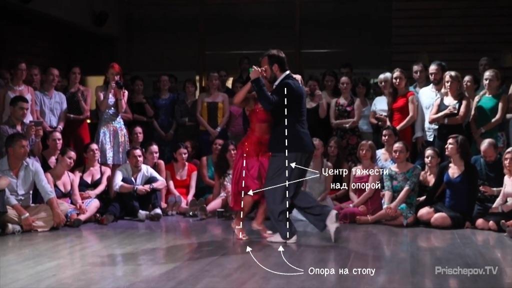 Pablo Rodriguez & Corina Herrera. Milonguero Night - 2016