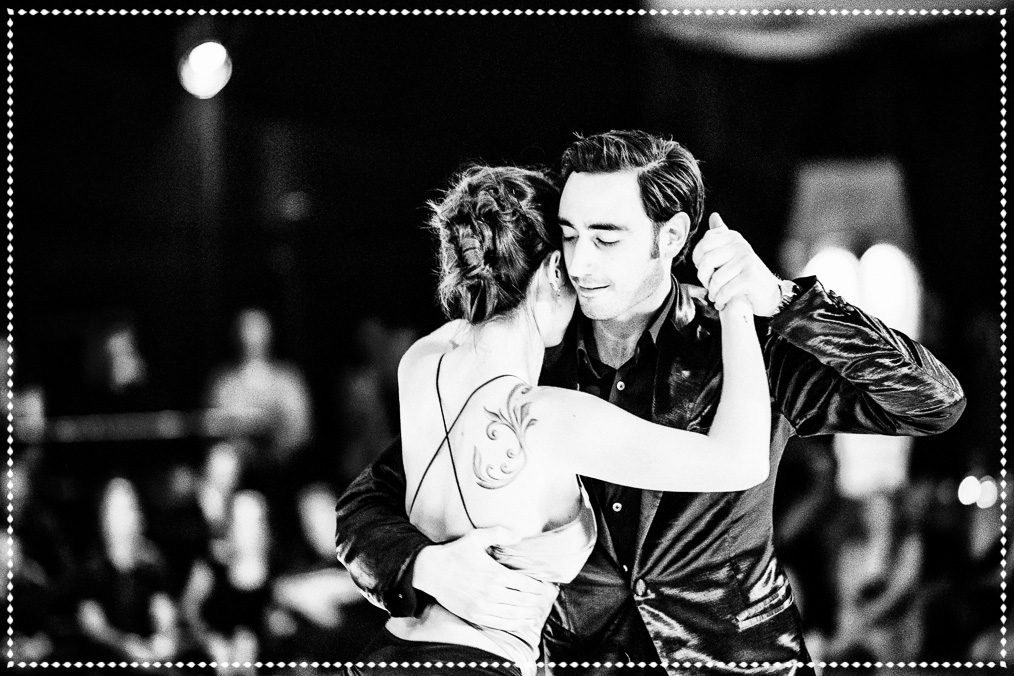 Copengagen Tango Fest 2013. Fausto Carpino & Stephanie Fesneau