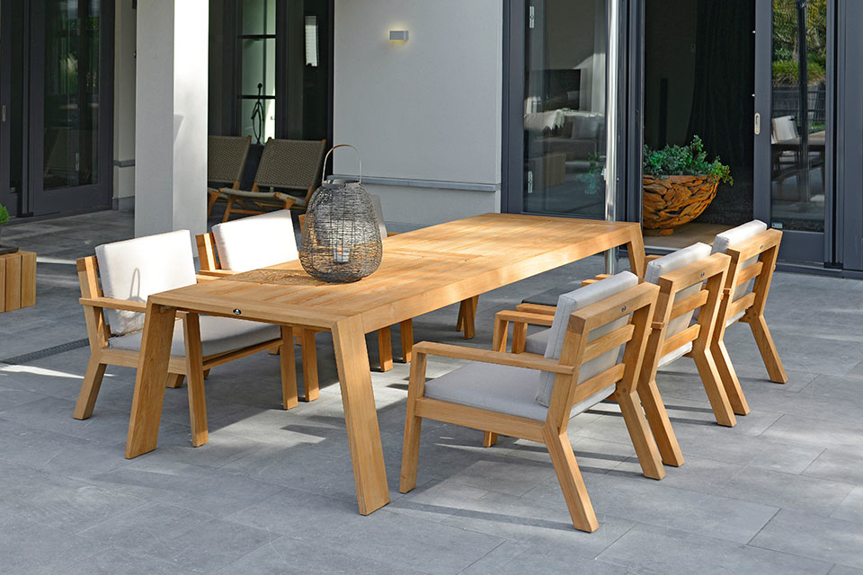 Tuin Dining Sets : Low dining sets m h michael gros houtwerk
