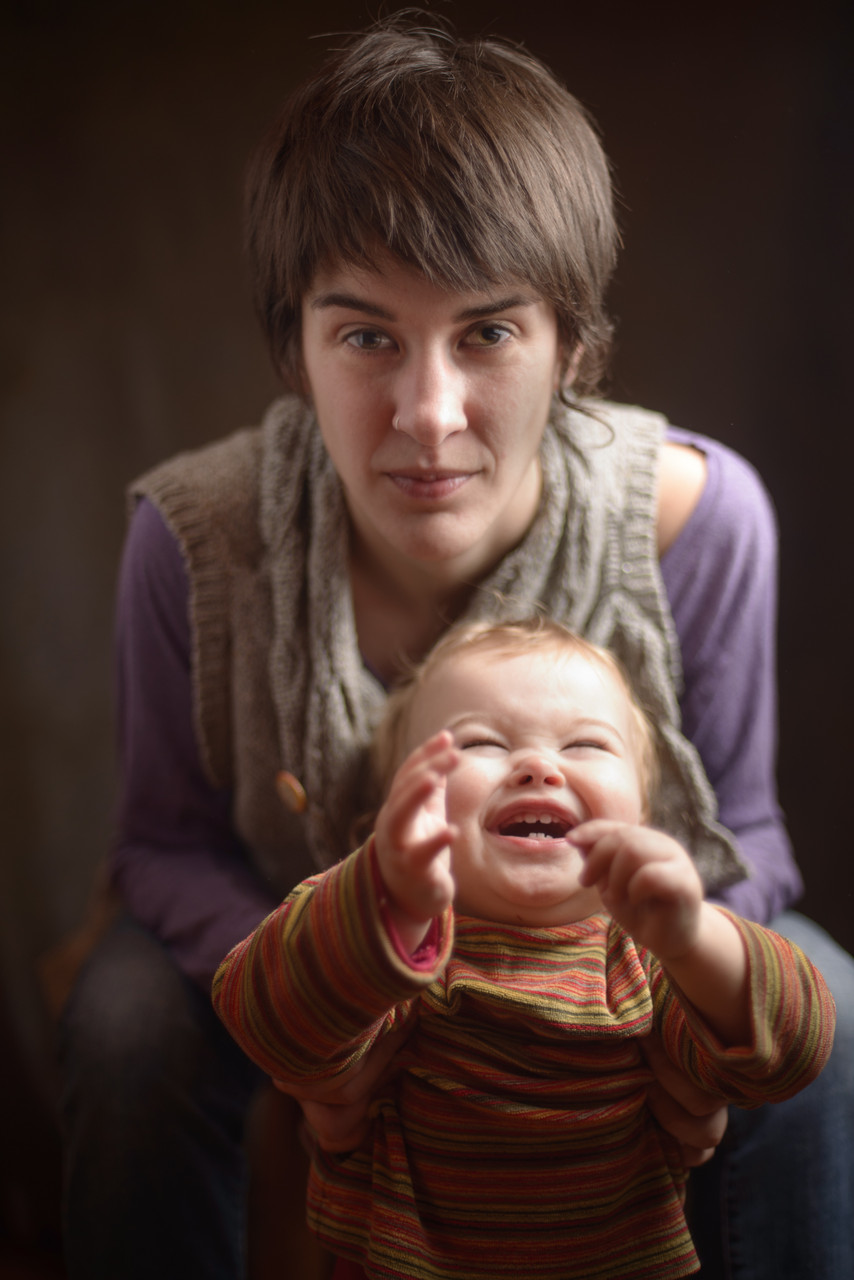 Lila y Vera