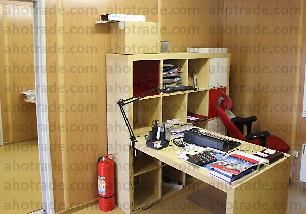 Офисное помещение containex