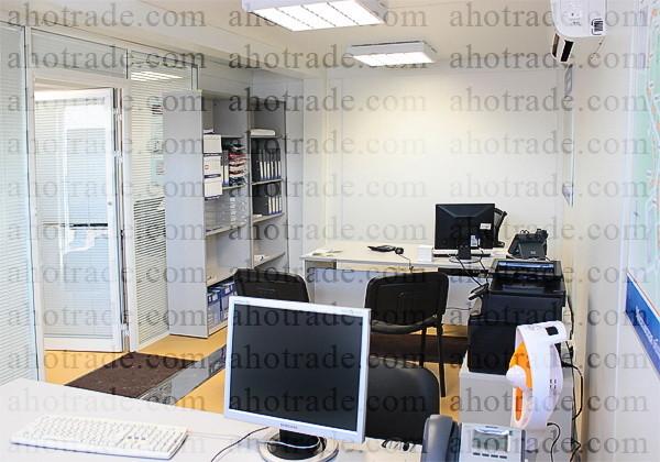 Мобильный офис продаж 56м2