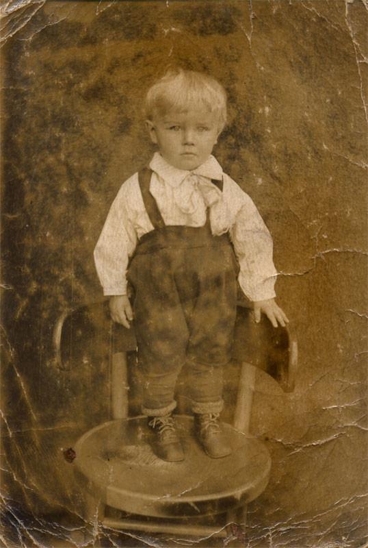 Анатолий Петрович Дроздецкий. фото 1941г.