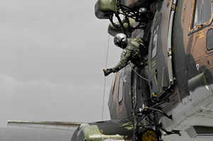 Schulung der Portuguese Air Force