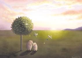 冨山栄理の「約束」の画像