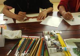 絵本創作コースの画像
