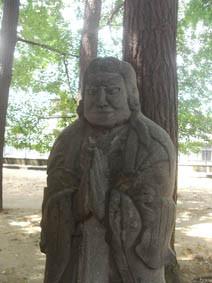 鬼子母神像の画像