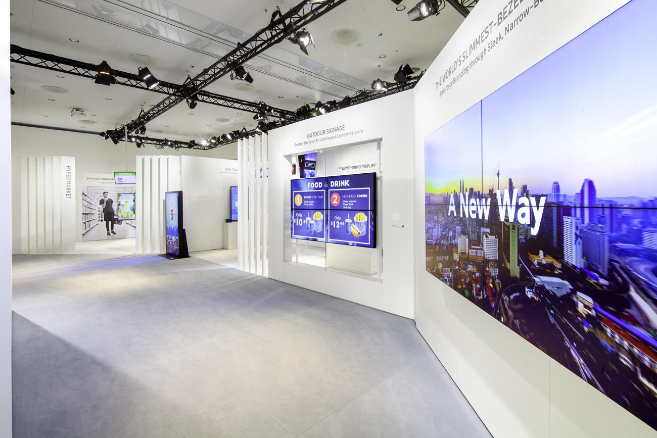 Samsung ISE Amsterdam 2017