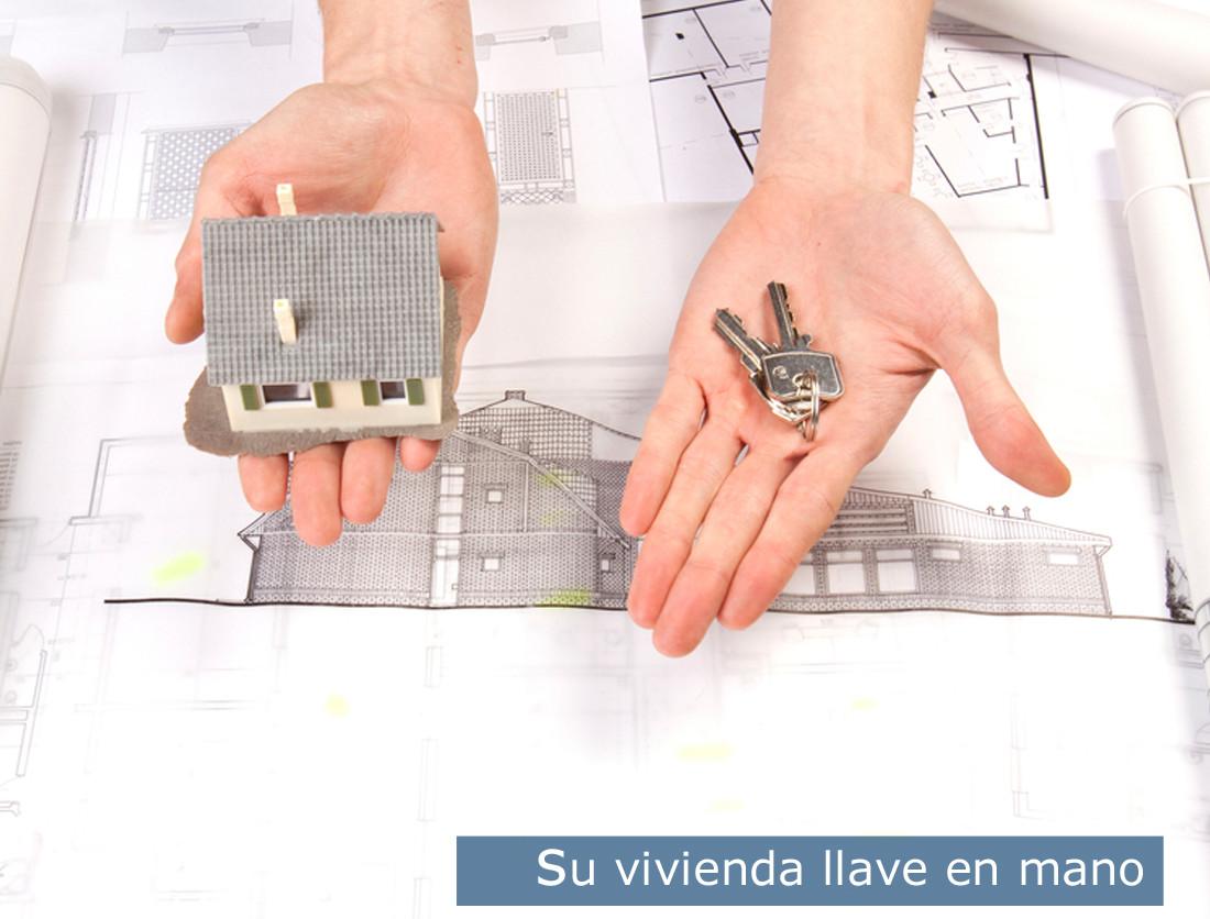 Comstruimos su vivienda llave en mano por 59.900 €