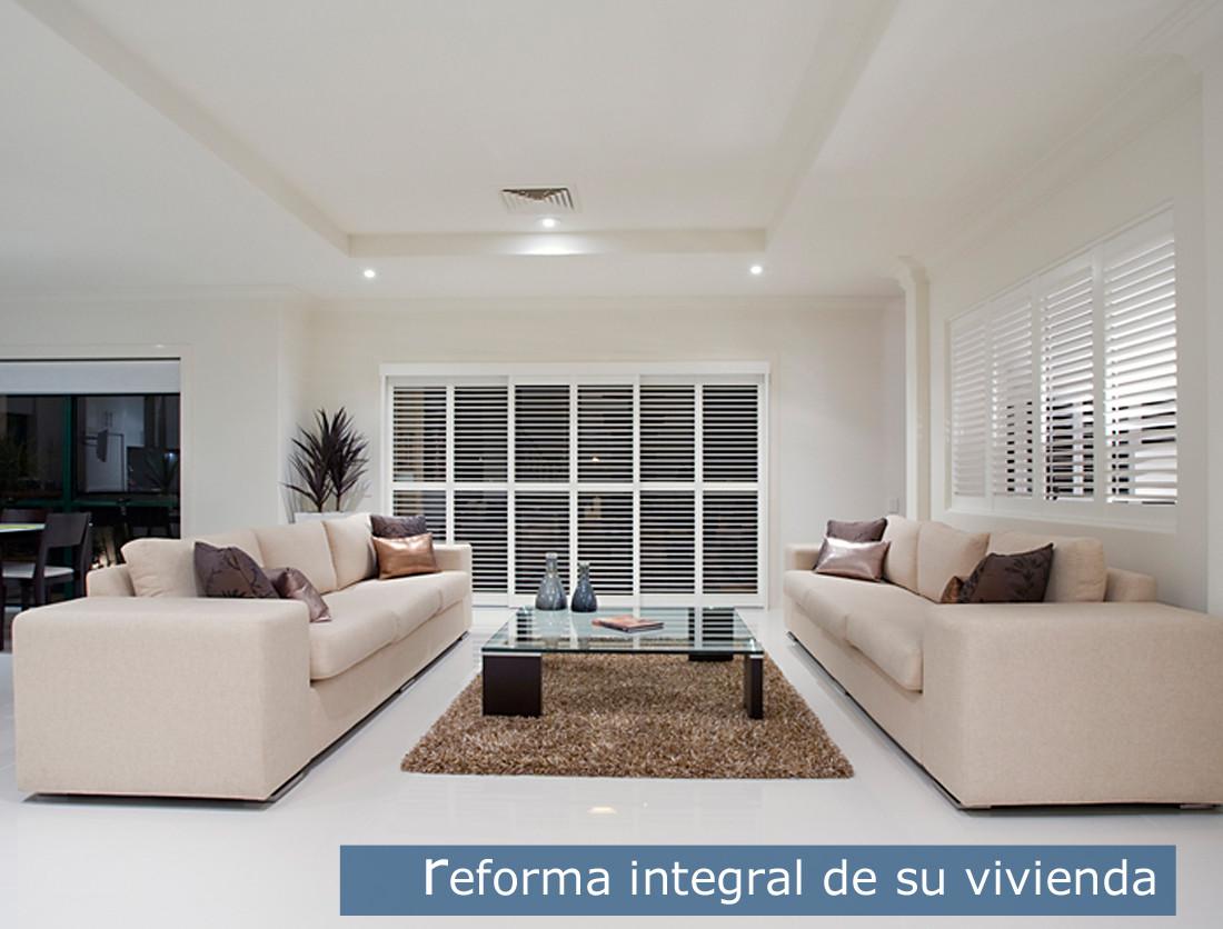 Reforma integran de su vivienda en Granada Almería y Jaen