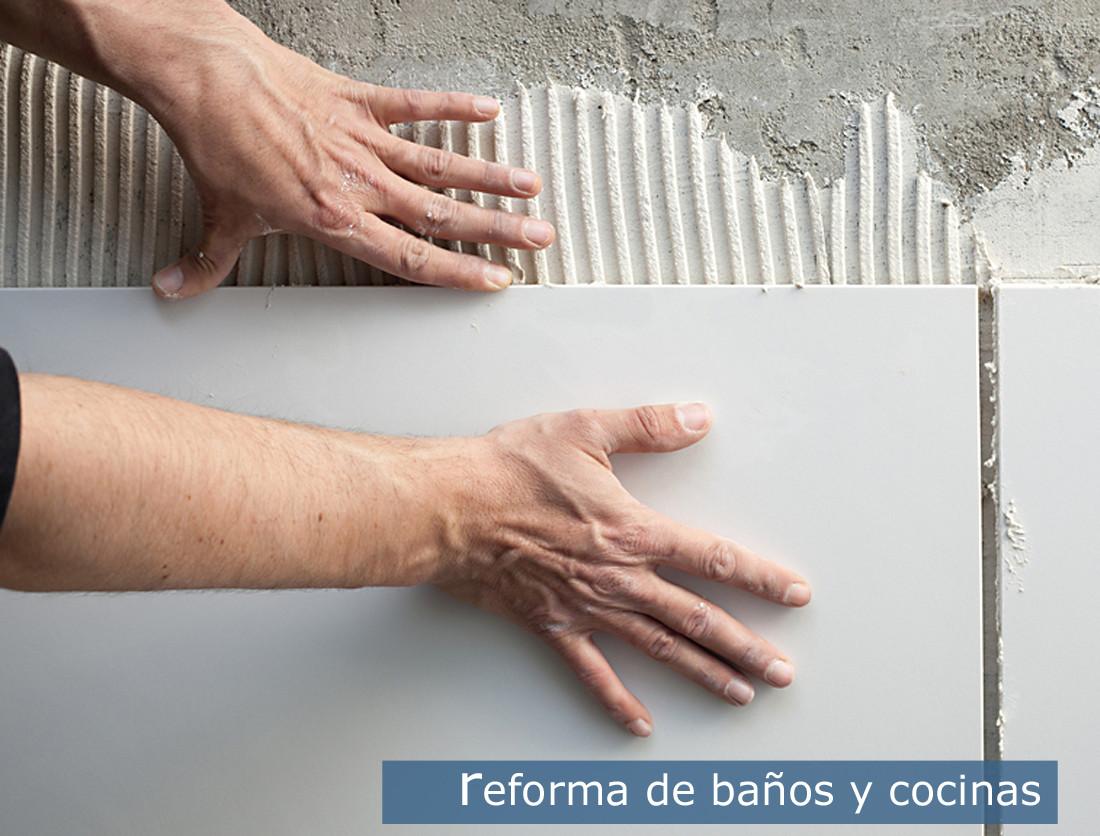Reformas de baños y cocinas en Granada, Almería, Malaga y Jaen
