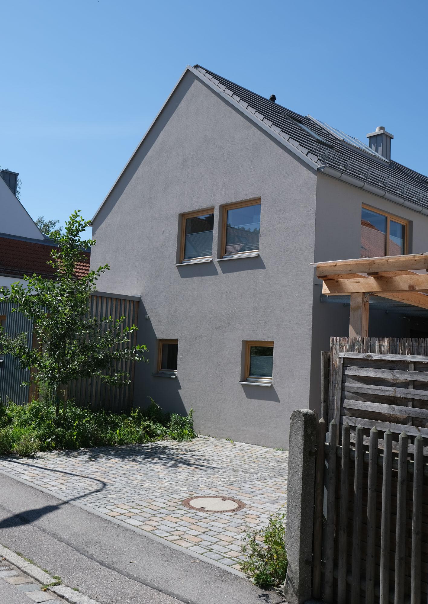 Einfamilienhaus Dachau