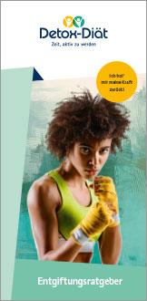Cover der Detox Broschüre