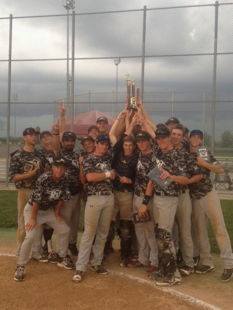 Winning the Championship Summer 2014 Omaha College World Series Slumpbuster