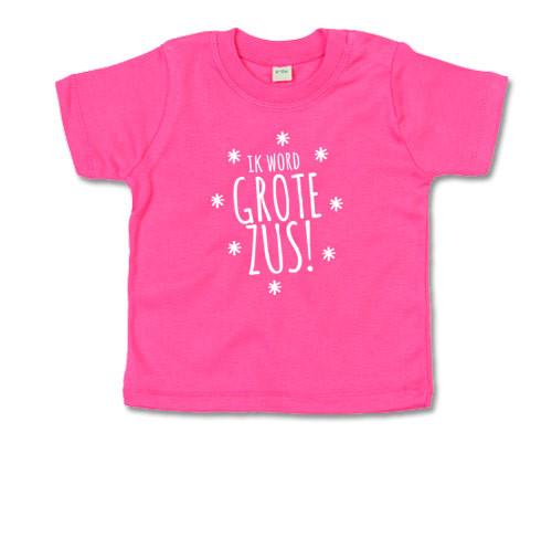 Ik word Grote Zus T-shirt