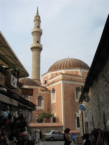 Muhteşem Sultan Süleyman Camii