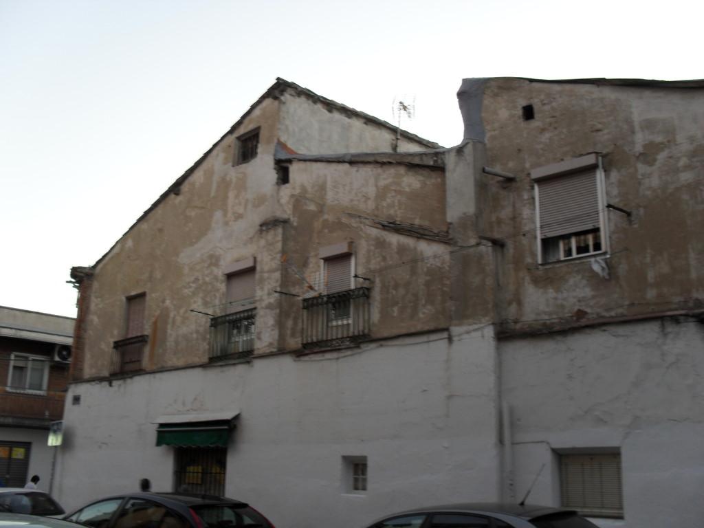 Calle Velilla (Imagen: todoVicálvaro.es)