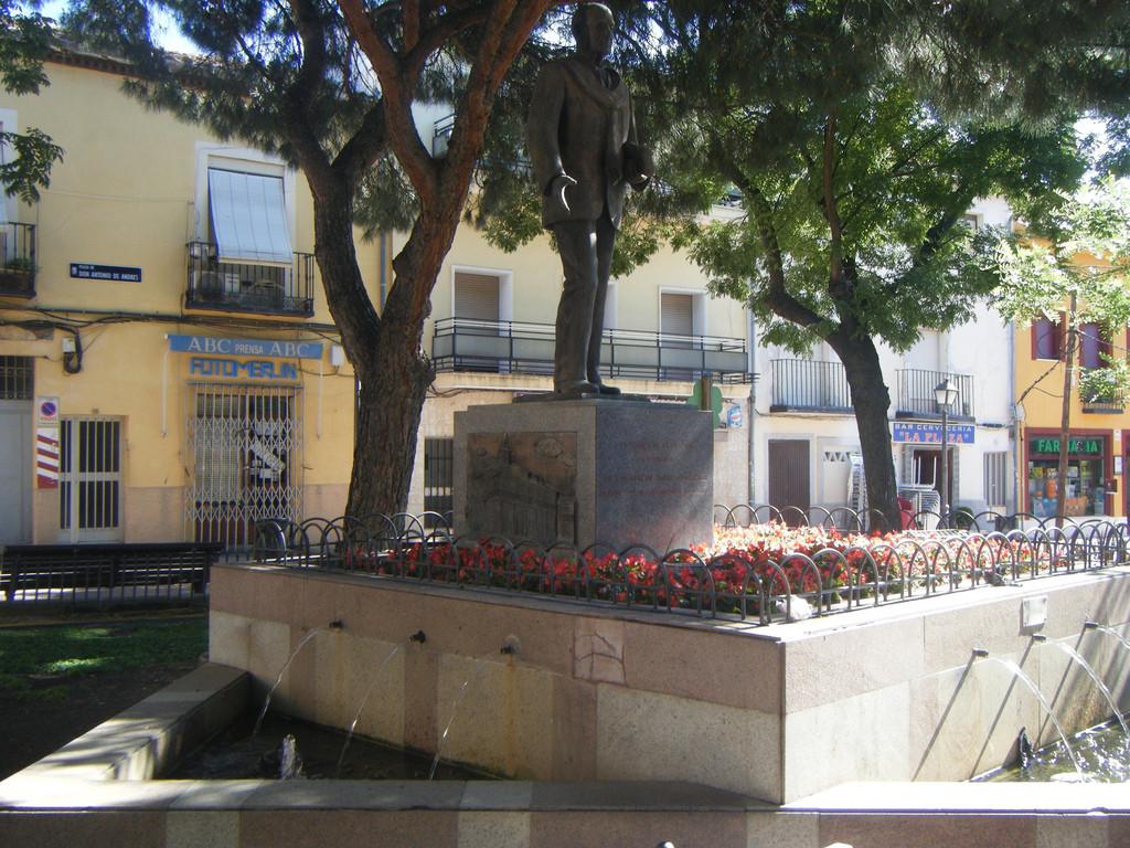 Plaza Don Antonio de Andrés