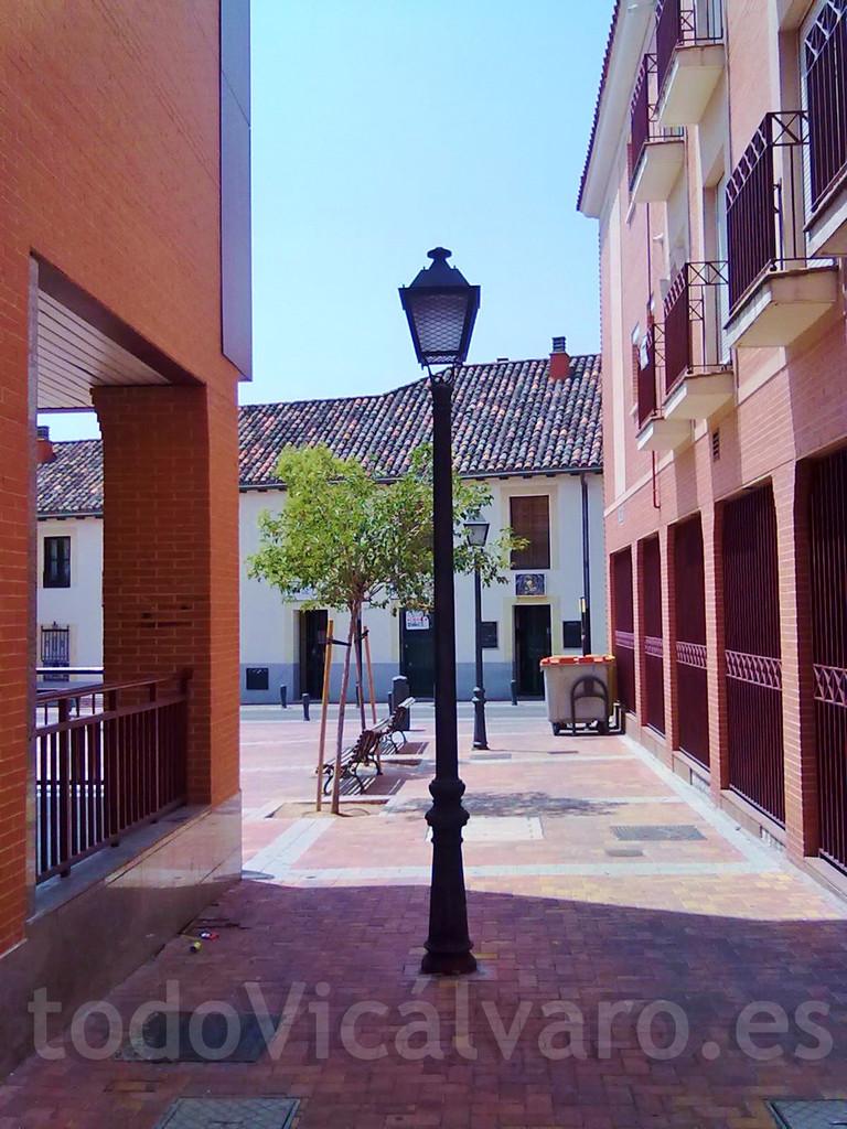 Avenida Real desde la calle Casco Antiguo