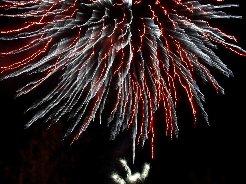 Fuegos artificiales. Imagen: todoVicálvaro.es